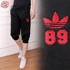 Spesifikasi Cj Collection Celana Joger Pendek Pria Jumbo Short Pant Adam Hitam Dan Harga