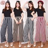 Toko Cj Collection Celana Kulot Panjang Wanita Jumbo Long Pant Cinta Terdekat