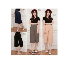 Cj collection Celana kulot pendek wanita jumbo short pant Hara