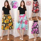 Toko Cj Collection Celana Kulot Pendek Wanita Jumbo Short Pant Venida Online Banten