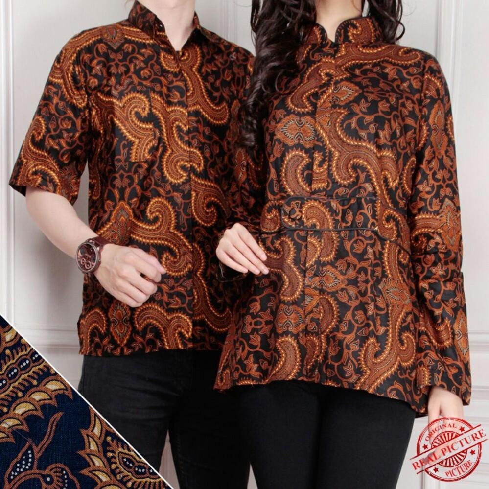 ... Good quality product Cj collection Couple batik Atasan blouse kemeja abaya kebaya wanita dan atasan kemeja