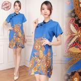 Beli Cj Collection Dress Cheongsam Pendek Wanita Jumbo Mini Dress Sansan Dress Murah