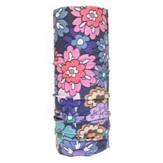 Toko Ck Bandana 1402013 Buff Multifungsi Motif Purple Flower Lengkap Jawa Barat