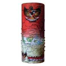 Harga Ck Bandana 1407022 Buff Multifungsi Motif Garuda New Multicolor Fullset Murah
