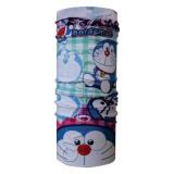 Model Ck Bandana 1407035 Buff Multifungsi Motif Doraemon Multicolor Terbaru