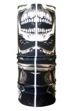 Harga Ck Bandana 1407040 Buff Masker Motif Samurai Skull Satu Set