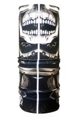 Harga Ck Bandana 1407040 Buff Masker Motif Samurai Skull Yg Bagus