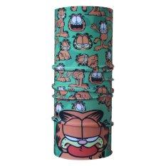 Spek Ck Bandana 1411010 Buff Masker Multifungsi Motif Garfield
