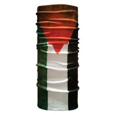 Toko Jual Ck Bandana 1504003 Buff Multifungsi Motif Palestine Flag