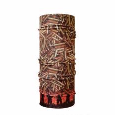 Toko Ck Bandana Buff Multifungsi 1409024 Bullets Lengkap Di Jawa Barat