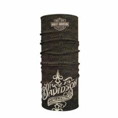 Harga Ck Bandana Buff Multifungsi 1412003 Harley Black Yang Murah Dan Bagus