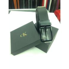 Spesifikasi Ck Belt Casual Pria Jp 002 Black Yang Bagus Dan Murah