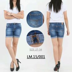 Ckey Ori Celana Pendek Jeans / Hot Pants / Hotpants Wanita 15/001