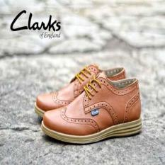 CLARKS PANTOPEL ORIGINAL KULIT MADE IN FRANCE HIGHT QUALITY