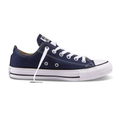 Klasik All-Star Sneakers Kanvas Sepatu untuk Pria dan Wanita (Biru)-Intl