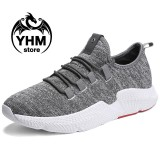 Spesifikasi Classic Men High Quality Mesh Breathable Sport Shoes Trainers Sneakers Fly Weave Casual Shoes Intl Dan Harga