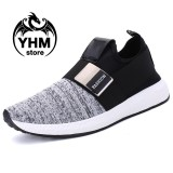 Jual Classic Men High Quality Slip On Sport Shoes Fashion Cool Sneakers Street Shoes Intl Grosir