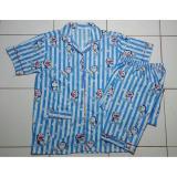 Diskon Cloth 88 Baju Tidur Piyama Wanita Setelan Celana Panjang Motif Doraemon Salur Cloth 88 Dki Jakarta