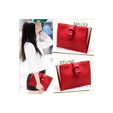 CLUTCH RED BONA THE HEIRS | Grosir Murah Meriah