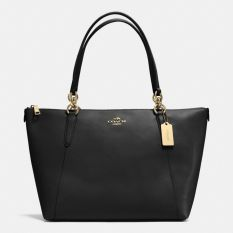 Tas Coach Ava Black Leather  F57526 / F35808 Authentic Original Asli USA Store
