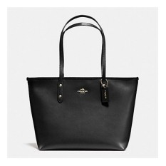 Coach City Tote Black F58846 Authentic Original