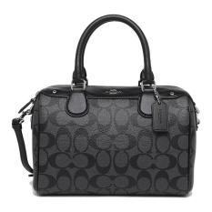 Beli Coach Mini Bennett Signature Authentic Original Usa Store Tas Branded Wanita Lengkap