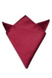 Tips Beli Cocotina Pria Pernikahan Pestaperapi Saputangan Padat Warna Mm X 80Mm Untuk Plain Square Pocket Hanky Anggur Merah