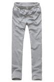 Jual Cocotina Warna Solid Pria Pakaian Kasual Olahraga Keringat Celana Kolor Baju Celana Panjang Abu Abu Di Hong Kong Sar Tiongkok