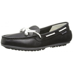 Cole Haan Womens Grant Escape Slip-On Loafer, Kulit Hitam, 7.5 B KAMI-Internasional
