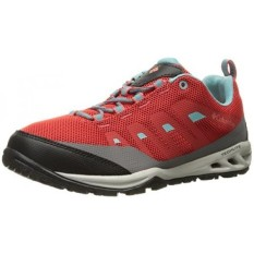 Columbia Womens Vapor Vent Hiking Shoe, Poppy Red/Lychee, 9.5 B US - intl