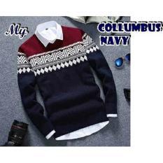 Kaos Pria Kaos Wanita Sweater Pria Sweater Wanita Atasan Wanita Columbus Tribal