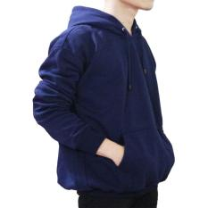Rp 57.900. COMFY Jaket Sweater Polos Hoodie Jumper ...