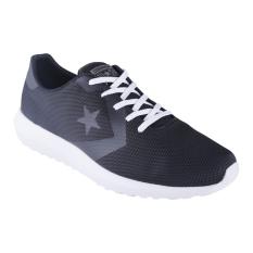 Converse Auckland Ultra Zeus Sepatu Sneakers Black Black White Indonesia Diskon 50