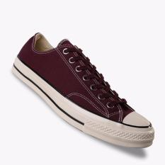 Beli Converse Chuck Taylor All Star 70 Vintage Men S Sneakers Shoes Maroon Yang Bagus