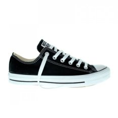 Converse Chuck Taylor All Star Canvas Low Cut Sneakers Unisex Chuck Size - Black