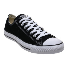 Jual Converse Chuck Taylor All Star Classic Colour Low Top Sepatu Sneakers Black White Branded