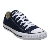 Converse Chuck Taylor All Star Classic Colour Low Top Sepatu Sneakers Navy Terbaru