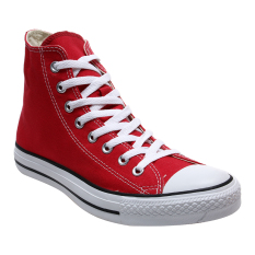 Converse Chuck Taylor All Star Classic Colour High Top Sepatu Sneakers - Red