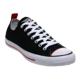 Harga Converse Chuck Taylor All Star Speciality Low Top Sepatu Sneakers Black Red Terbaru