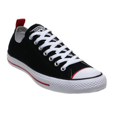 Beli Converse Chuck Taylor All Star Speciality Low Top Sepatu Sneakers Black Red Terbaru