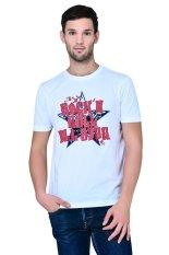Harga Converse Men S Tee T Shirt Pria Optic White Print Yg Bagus