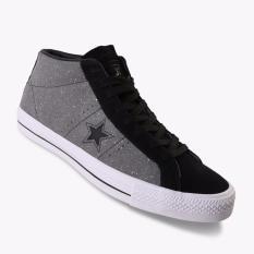Harga Converse One Star Pro Mid Men S Sneakers Abu Abu Yg Bagus