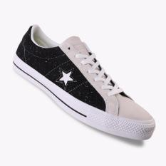 Toko Converse One Star Pro Ox Men S Sneakers Hitam Termurah Indonesia