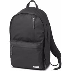 Converse Rubber 22L Backpack Unisex - Hitam