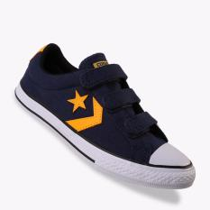 Spesifikasi Converse Star Player Ev 3V Boy S Sneakers Shoes Navy Merk Converse
