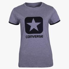 Jual Converse Women S Tee Abu Abu Import