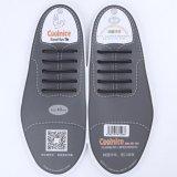 Jual Coolnice Tanpa Ikat Tali Sepatu For Pria Sepatu Kulit Bisnis 10 Buah Lingkungan Aman Waterproof Silicone Warna Hitam 40Mm Not Specified Di Tiongkok
