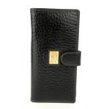 Beli Cosset Genuine Leather Dompet Panjang Wanita Kulit Asli Seri 1435 011 Hitam Cosset Murah