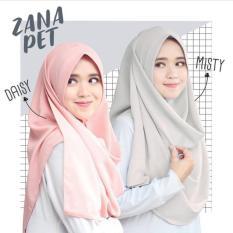 Spesifikasi Cotton Bee Zana Pet Hijab Instant Kerudung Insant Misty Yang Bagus Dan Murah