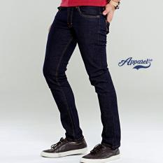 Review Cotton Lab Essential Skinny Jeans Black Indigo